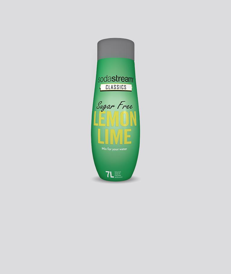 Citron Lime Sockerfritt