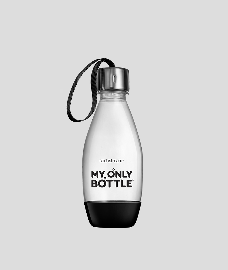 0,5L My Only Bottle Black  Diskmaskinsäker Flaska