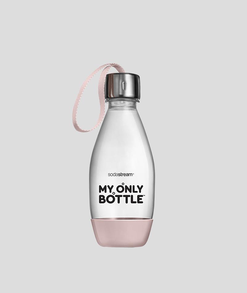 0,5L My Only Bottle Pink Blush  Diskmaskinsäker Flaska