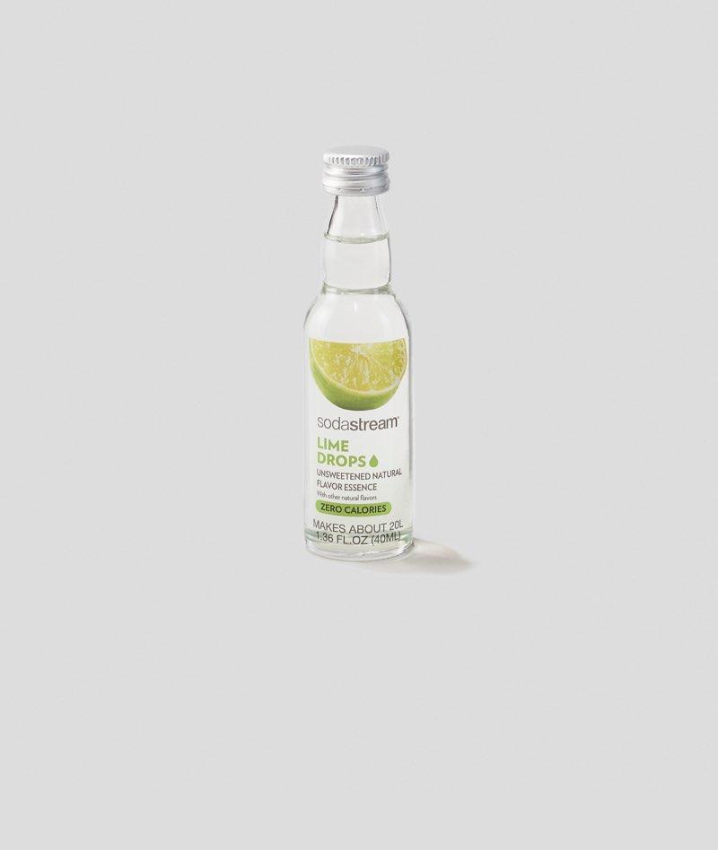 Lime Fruit Drops