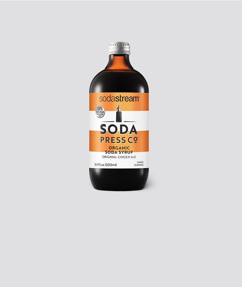 Organic Ginger Ale - 500ml
