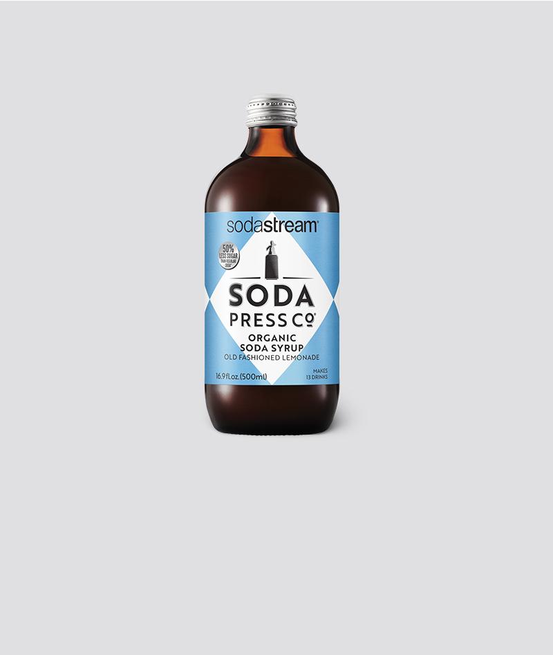 Organic Old Fashioned Lemonade - 500ml
