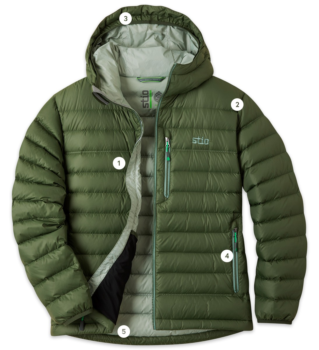 4f5b6c70fea5 Men s Hometown Down Jacket