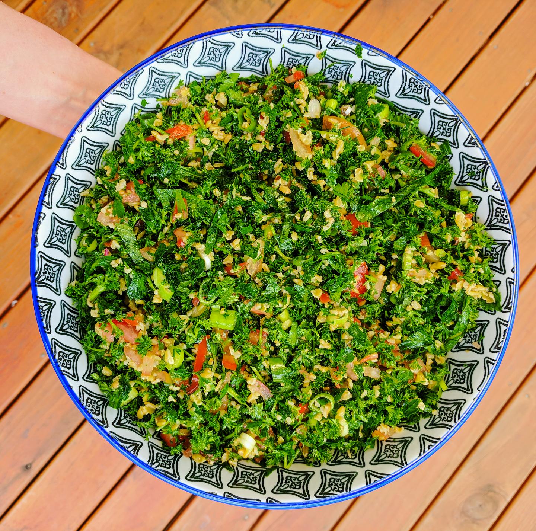 Vegan Tabouli