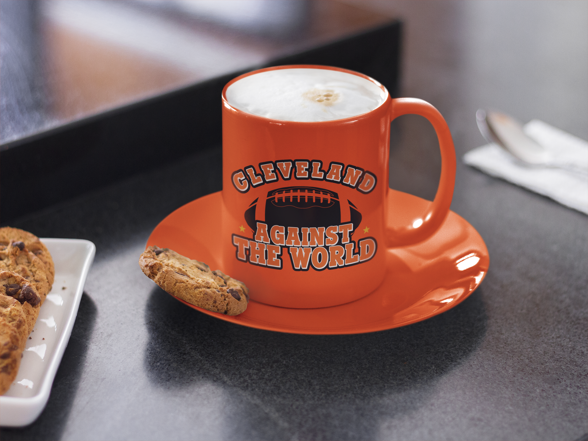 Against – World Mug The Cleveland Coffee Browns 8n0wvNmO