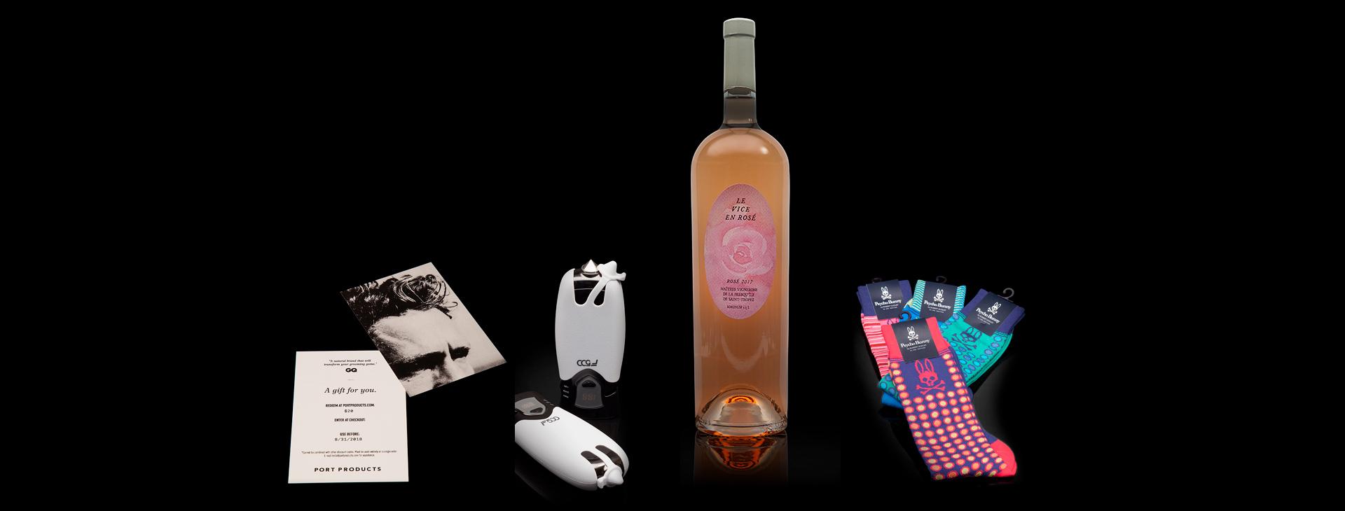 The Robb Vices Survival Kit Les Vice En Rose