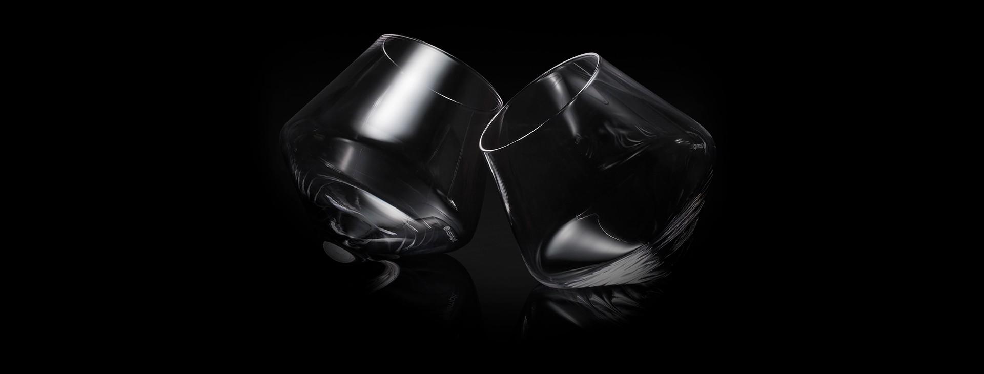Sempli Twirlig Glass Set (Four Glasses)