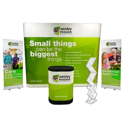 Exhibition Display Stands - Discount Bundles By Vivid Ads