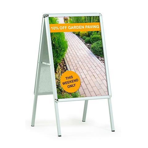A frame signs & A board signs