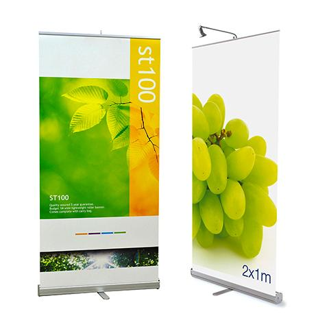 Large Pull Up Banner