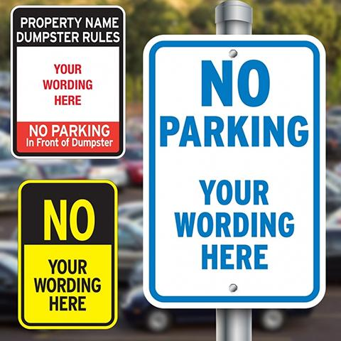 Easy To Set Up Signs