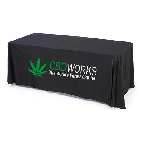 Custom Corporate Tablecloths