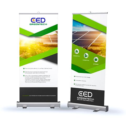 Cheap Roll Up Banners