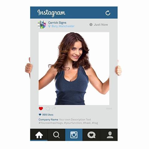 Instagram Poster Frame