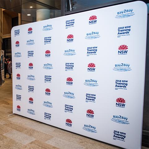 Media Wall Banner