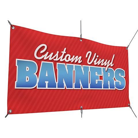 Custom Outdoor Vinyl Banners