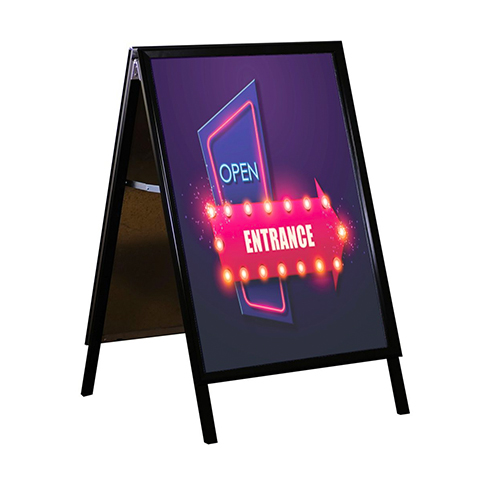 A Frame Advertising Boards
