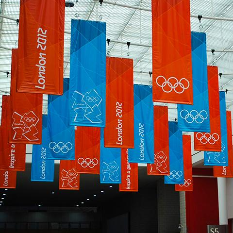 Hanging Advertising Banners