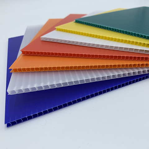 Corrugated Plastic Products