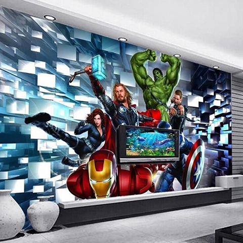 Custom Size Wall Murals