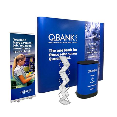 Exhibition Banner Stands