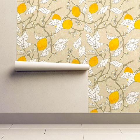 Custom Removable Wallpaper