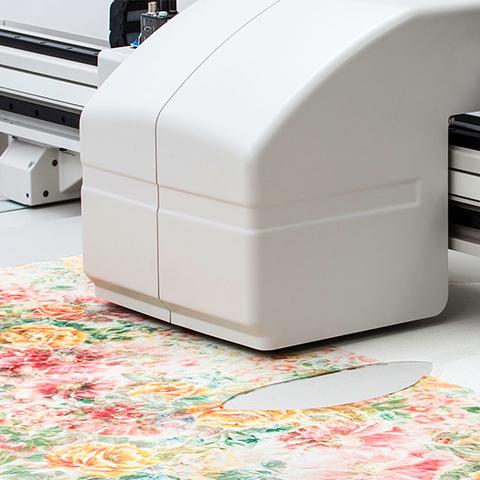 Direct Print Fabric