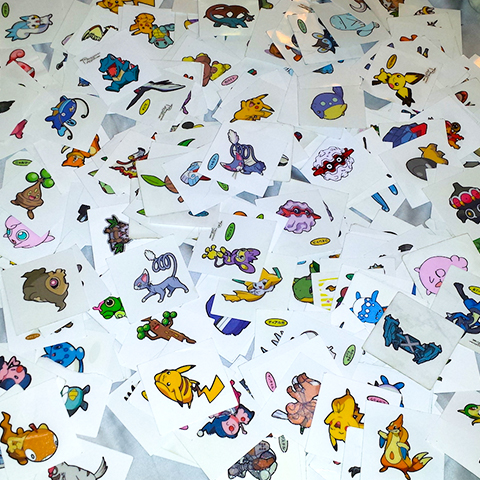 Bulk Stickers Online