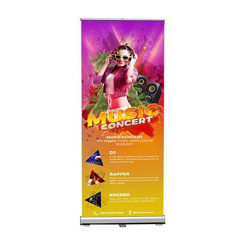 Music School Banner
