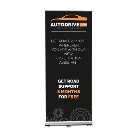 Automotive Signs And Banners