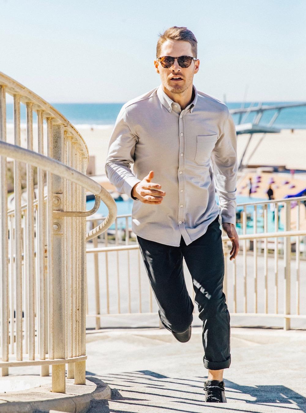 Western Rise Limitless Merino Wool Shirt