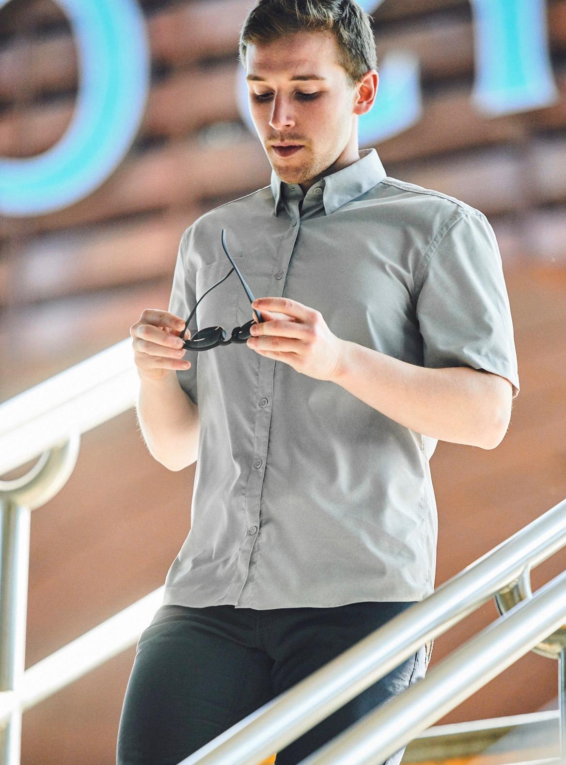 Western Rise AirLight Short Sleeve Shirt