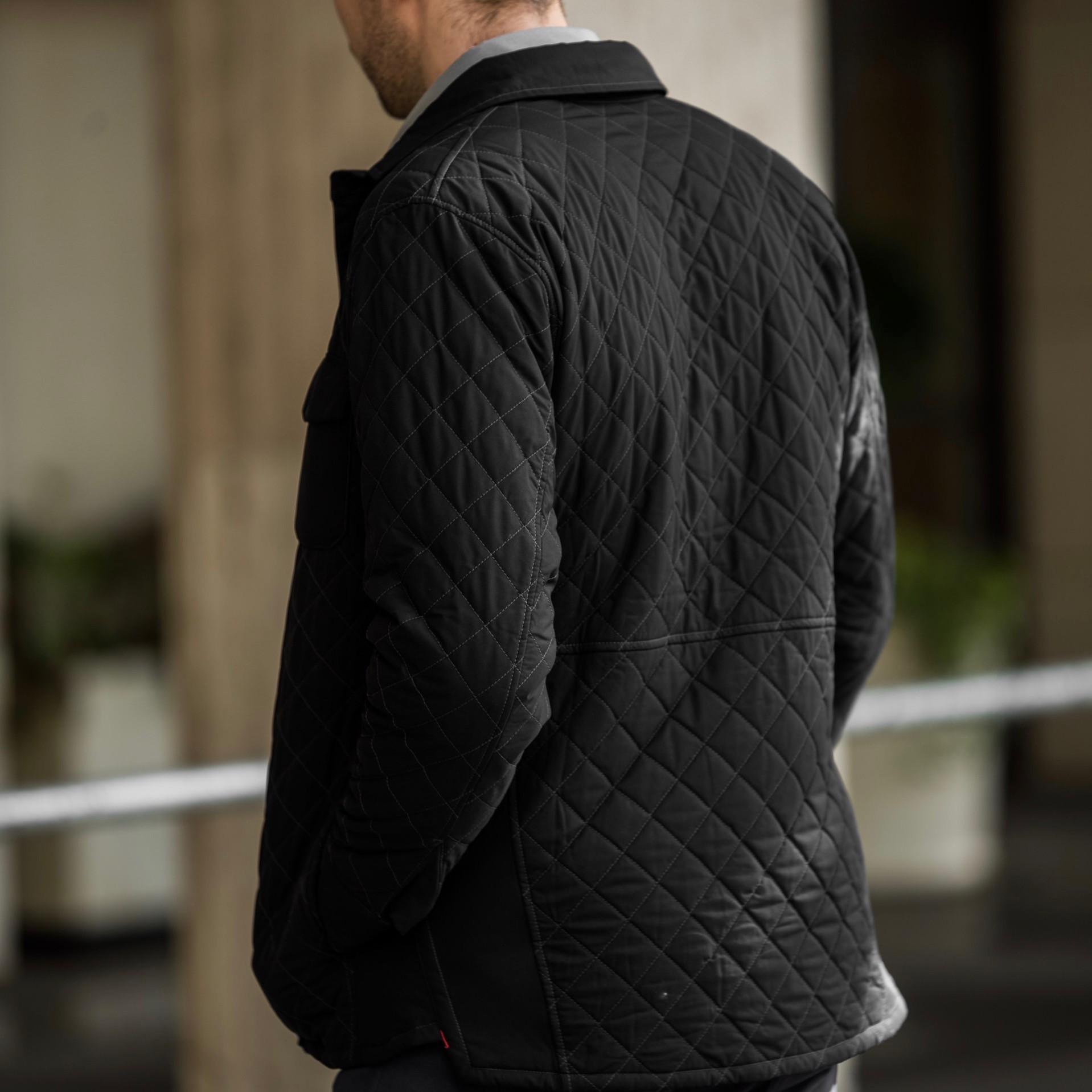 a44980821a AirLoft Quilted Jacket - Black | Western Rise – Western Rise
