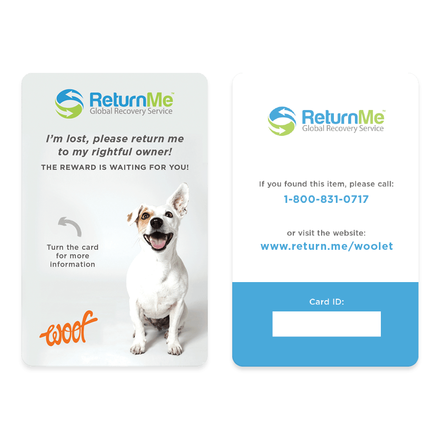 Return.Me Card
