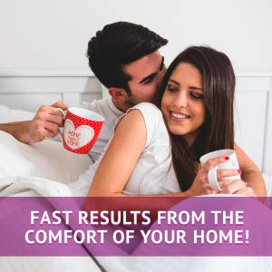 fast results from the comfort of your home