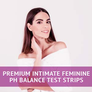 premium intimate feminine ph balance test strips