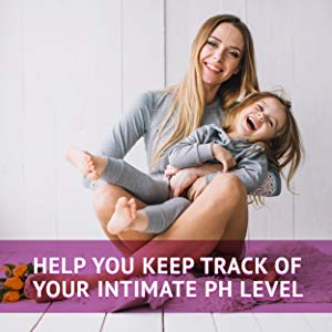 help your keep track of our intimate ph level